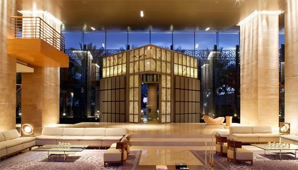 Kiến trúc và nội thất bất động sản cao cấp