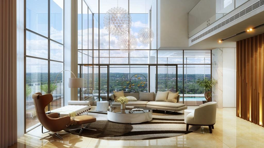 Vinhomes Skylake Penthouse