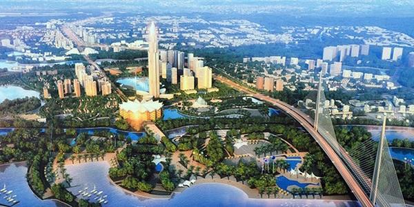 Dự án Smart City tại Đông Anh