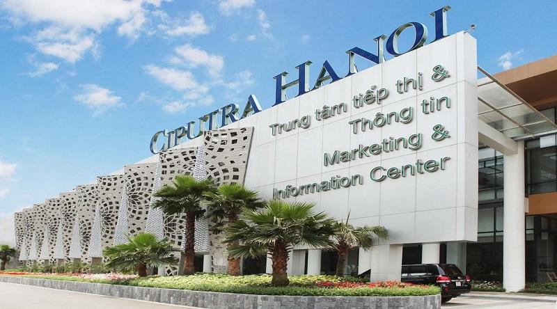 Phòng tiếp thị Ciputra