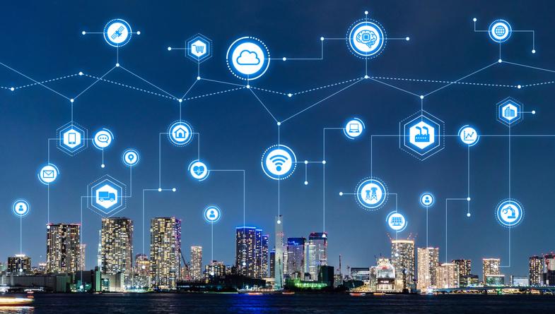Sử dụng Internet vạn vật trong đô thị thông minh