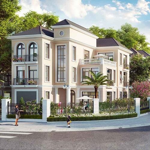 Biệt thự Vinhomes Green Bay 500