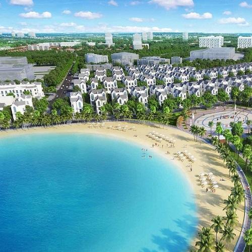 Biệt thự Vinhomes Ocean Park 500