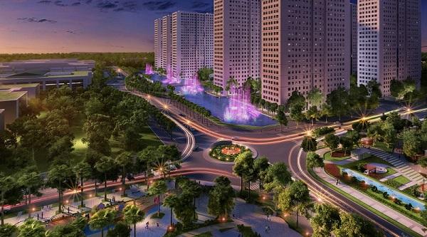 Bán Chung cư Times City Park Hill 600x333