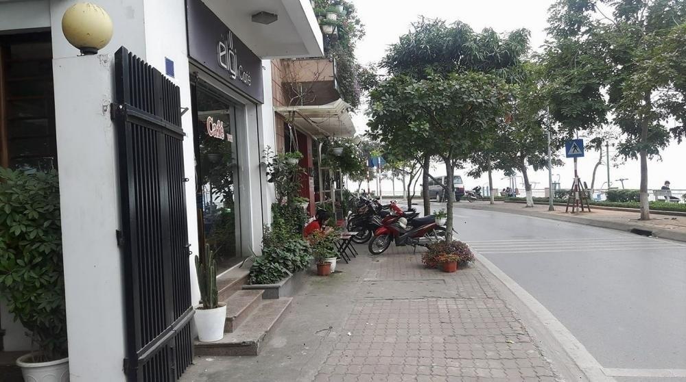 Nhà phố Trấn Vũ Hà Nội